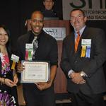 College of Education Graduate Student Receives SITE Award