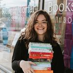 M.A. Student Finds Success with Local Bookstore