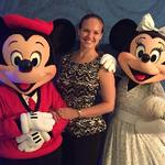 Alumna improves guest experiences at Disney through statistics