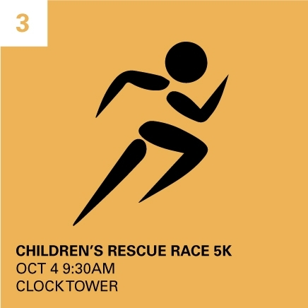 Childrens Rescue Race 5k