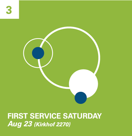 FirstServiceSaturday