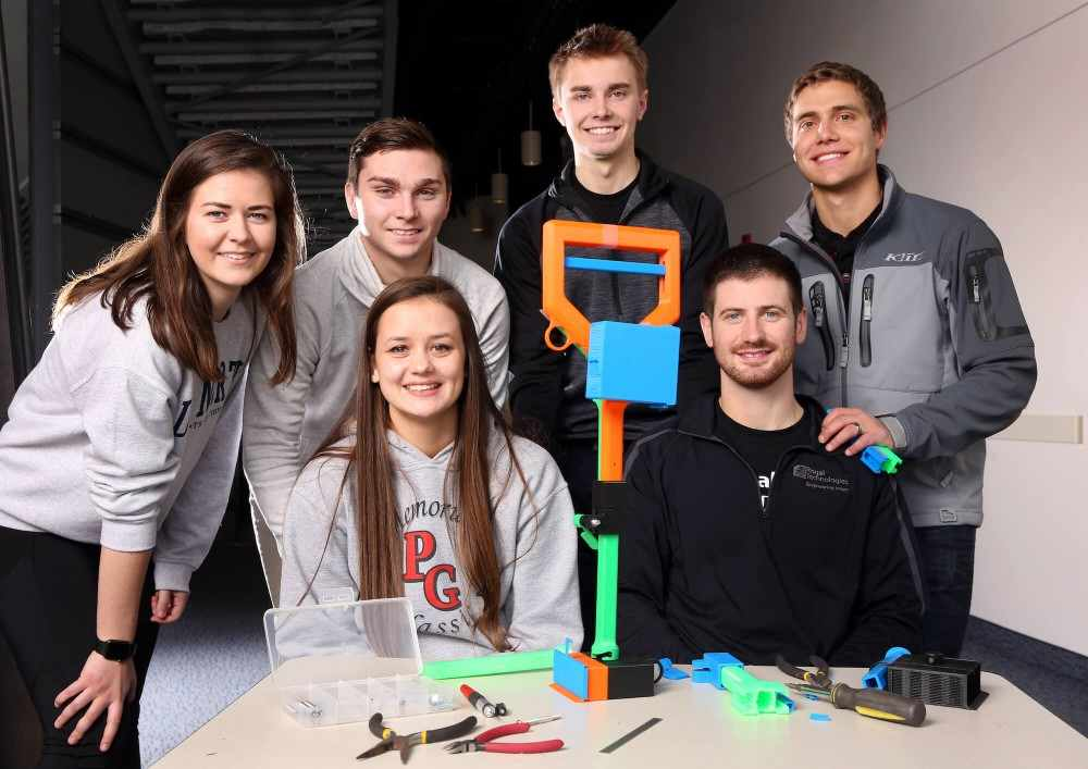 GV students take on NASA's Micro-g NExT project