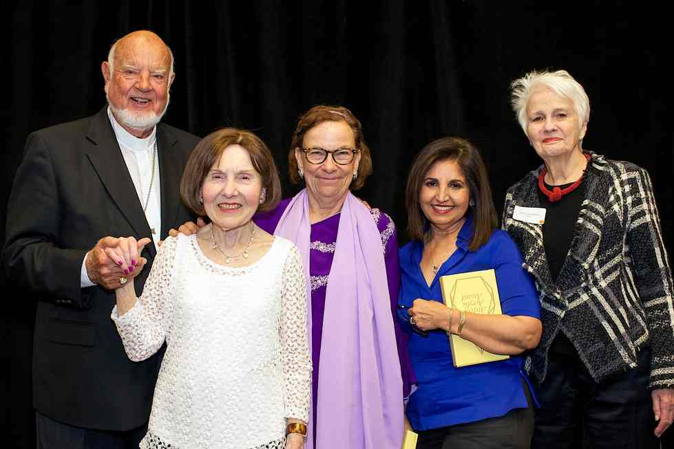 Interfaith Leadership Award Winners