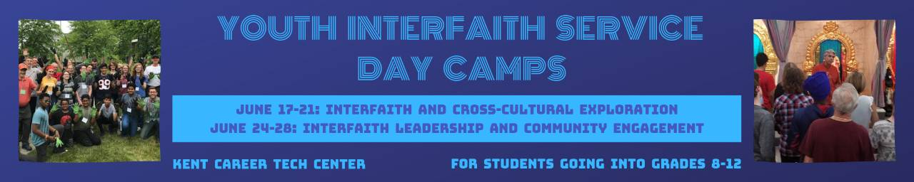 Youth Interfaith Service Day Camp