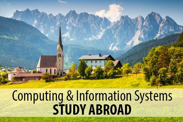 Link to Computing and Information Systems Study Abroad Programs