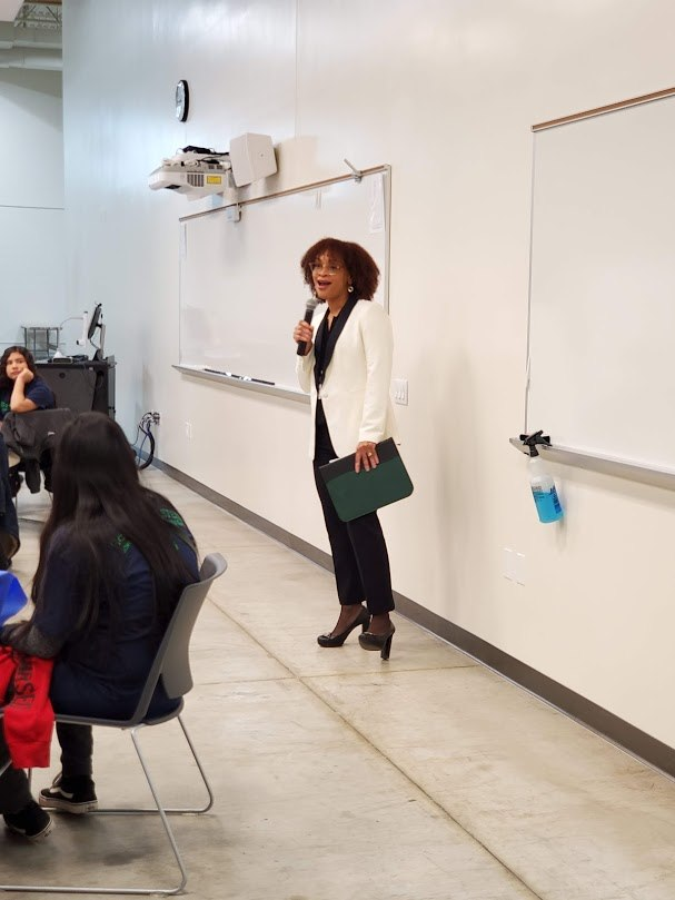 Academy of STEM Holds Women in STEM Conference for High School Students