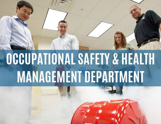 Occupational Safety & Health Management Department