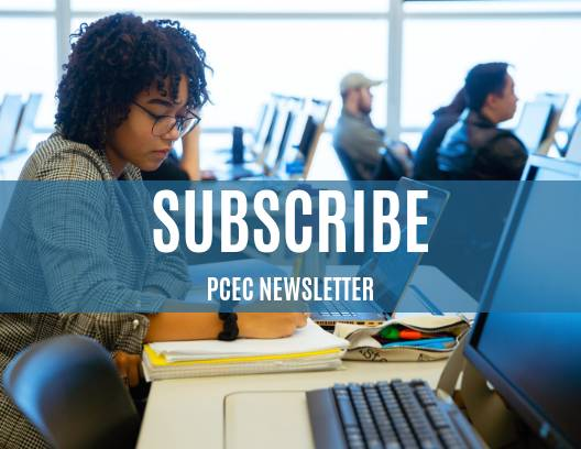 Subscribe to PCEC Newsletter