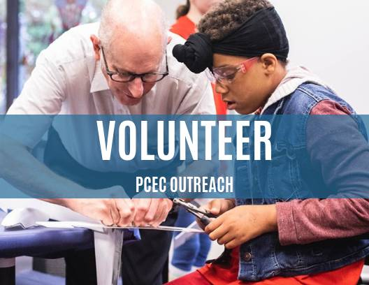 Volunteer with PCEC