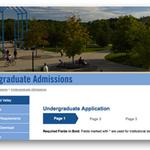 Featured Project: Admissions