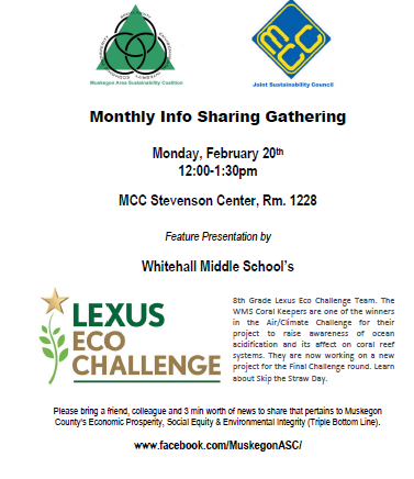 Monthly Information Sharing Gathering