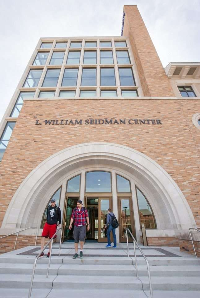 L. William Seidman Center