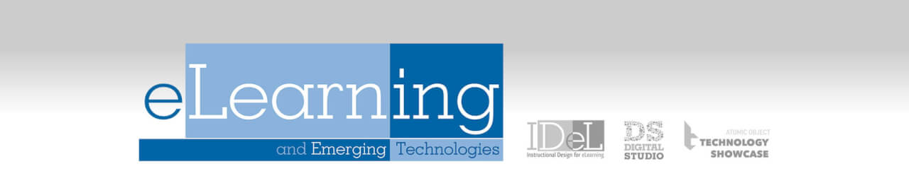 Teaching with Technology eLearning and Emerging Technologies Header