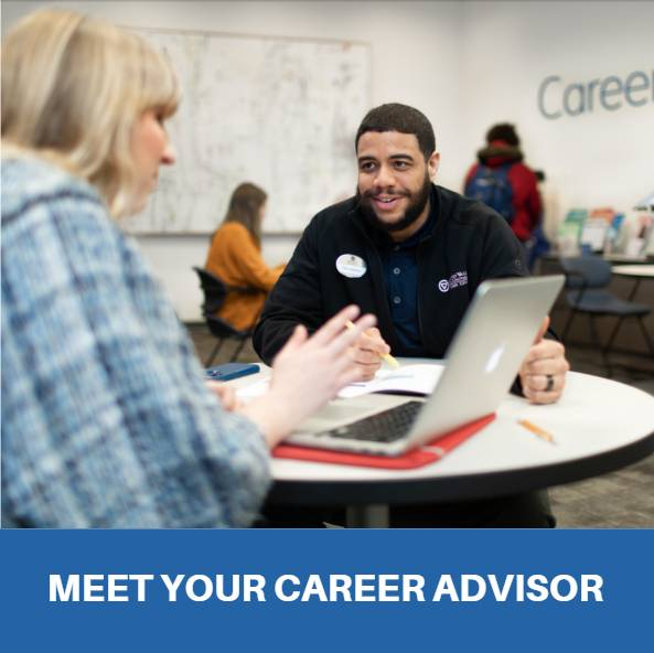 Meet your career advisor CareerLab image