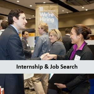 Internship and Job Search