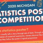 Statistics Poster contest header on March 13, 2020