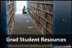 Grad Student Resources button