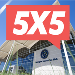 5X5 Night @ the HUB on January 28, 2020