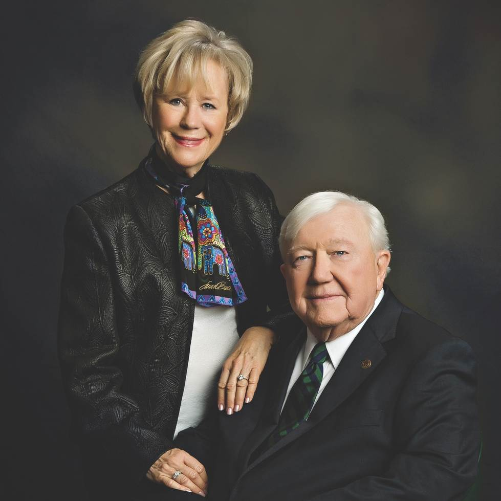2018 ENRICHMENT AWARD RECIPIENTS: DON AND NANCY LUBBERS