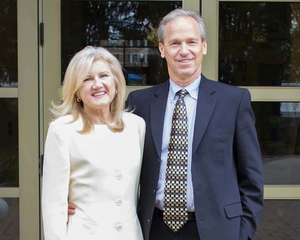 Paul and Pam Schweitzer