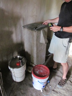 Biosand Water Filter, Haiti