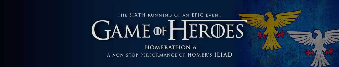 Game of Heroes: HOMERATHON 6