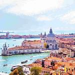 Serene Venice and the 58th Biennale