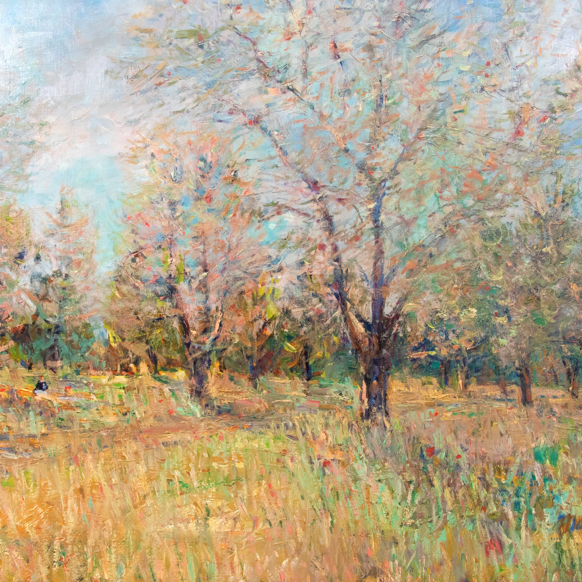 Mark Wilkens A Life In Paint Art Gallery Grand Valley