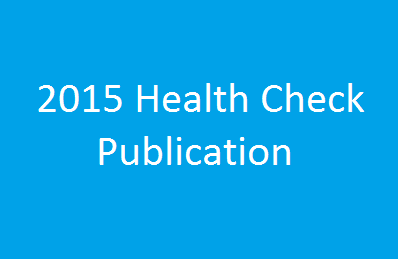 Health Check Publication