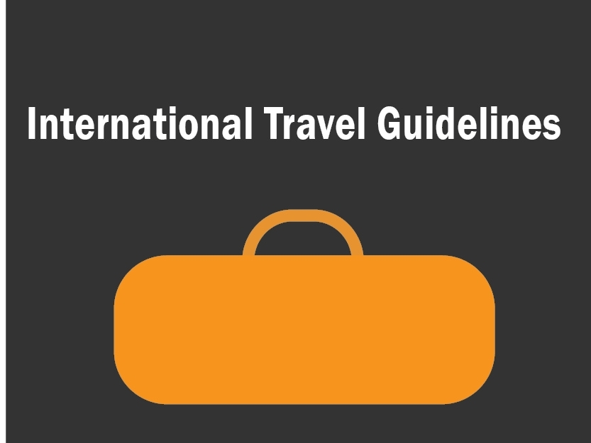 What do know about traveling abroad.