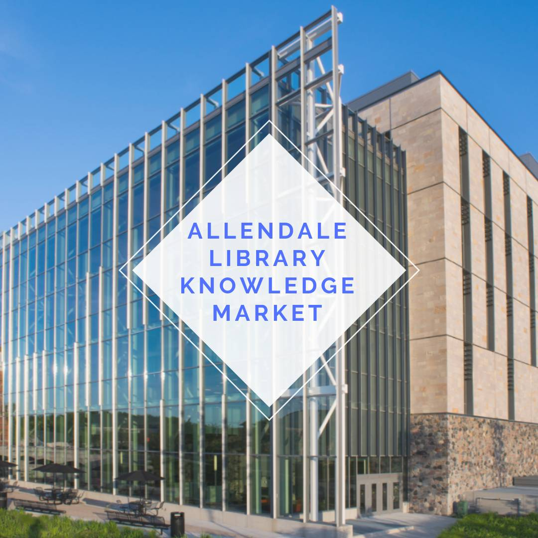 Allendale Library Knowledge Market