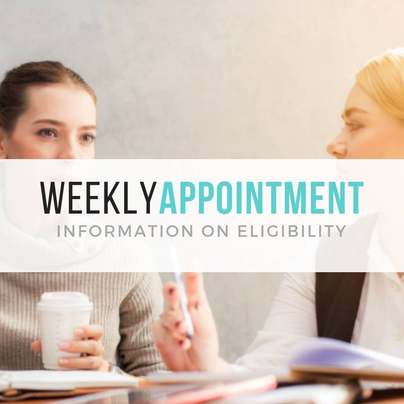 Weekly Appointments