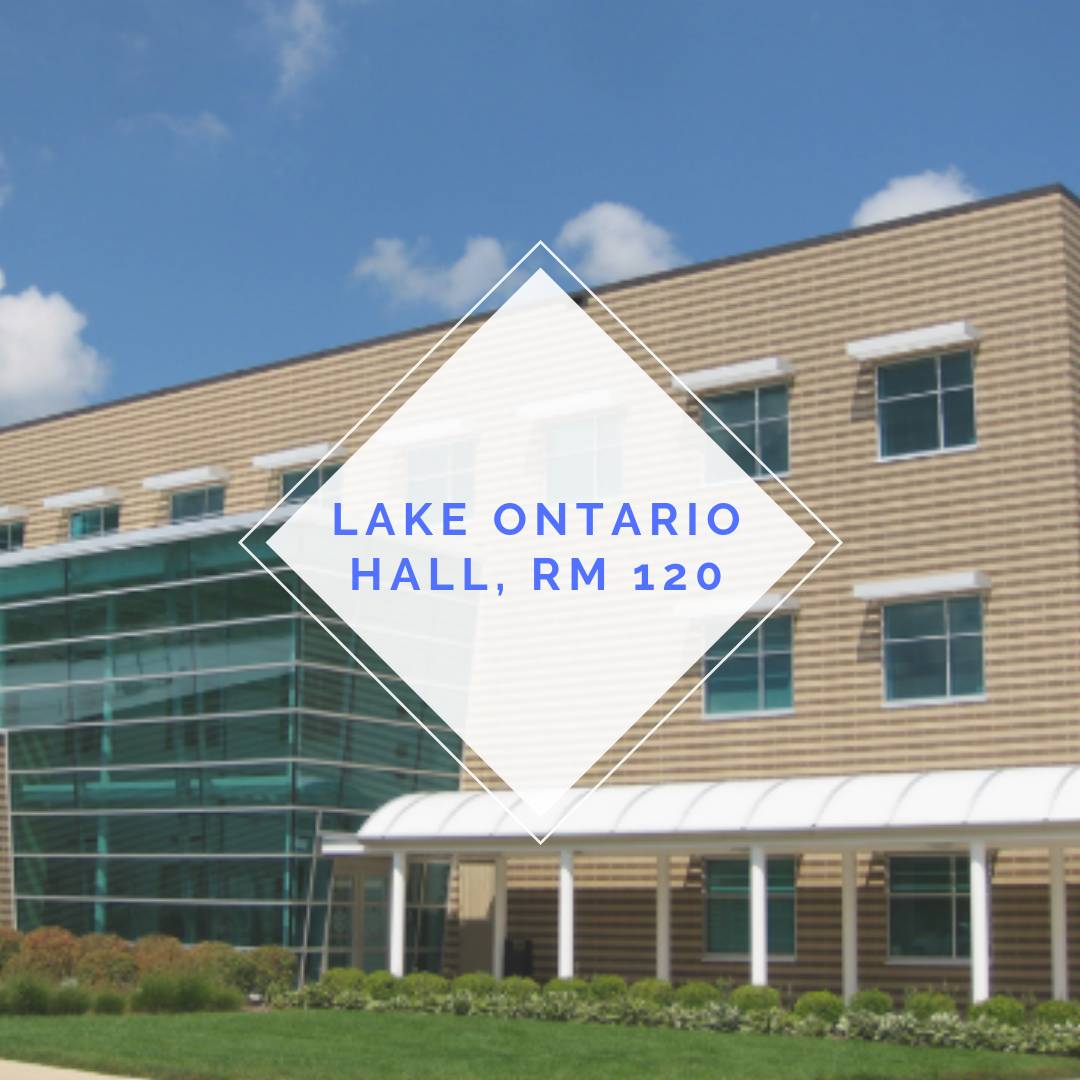 Lake Ontario Hall, Room 120