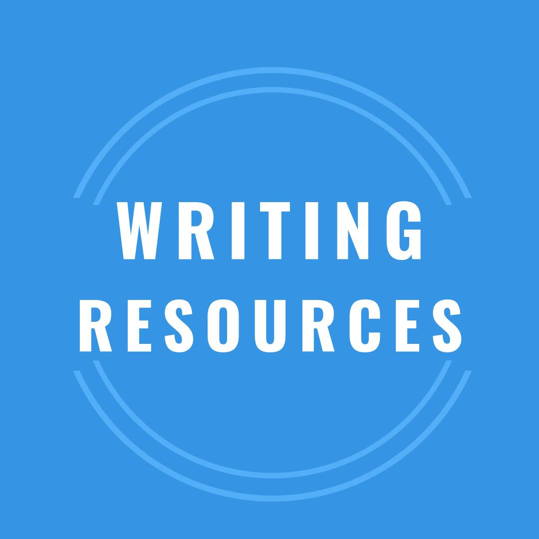 click the pic to browse our helpful handouts on writing related topics