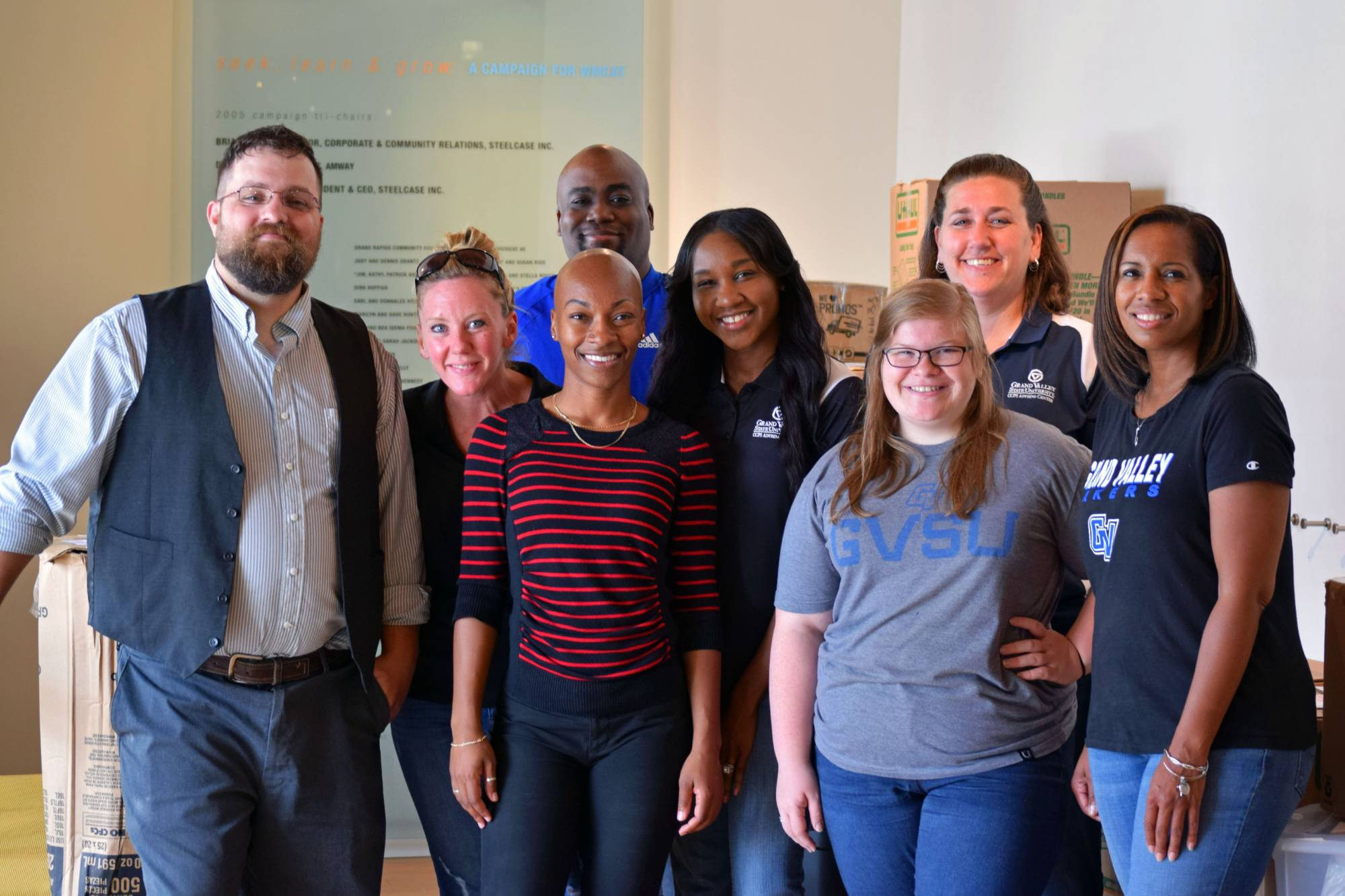 CCPS Undergraduate Advising Center Staff