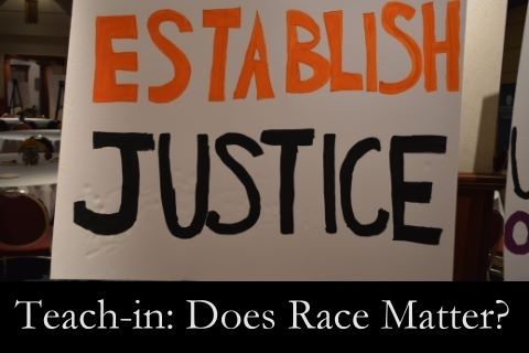 Next: Teach-in: Does Racism Matter