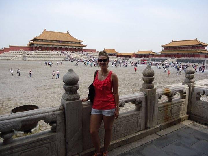 Emily (Sharland) Keeler (Study Abroad - Spain & China
