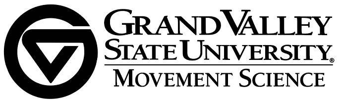 GVSU Department of Movement Science