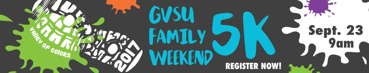 GVSU Family Weekend 5K