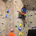 Lead Climbing (session 1) on September 11, 2019