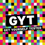 Get Yourself Tested Logo on November 25, 2019