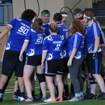 GVSU Club Quidditch on November 25, 2019
