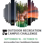 Outdoor Recreation Campus Challenge 2019 on September 3, 2019