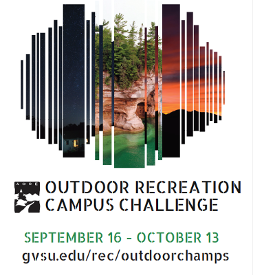 Outdoor Recreation Campus Challenge 2019