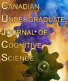 Canadian Undergraduate Journal of Cognitive Science cover page