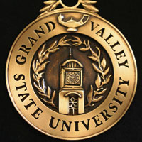Grand Valley s presidential medallion