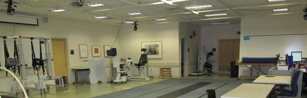 Biomechanics Motor Performance Lab
