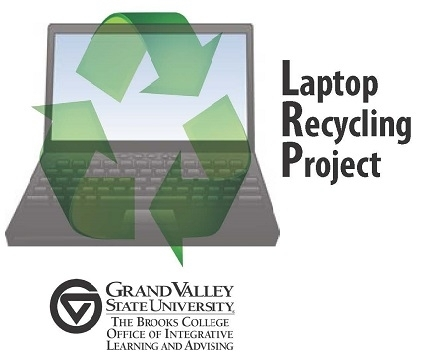 laptop recycling project