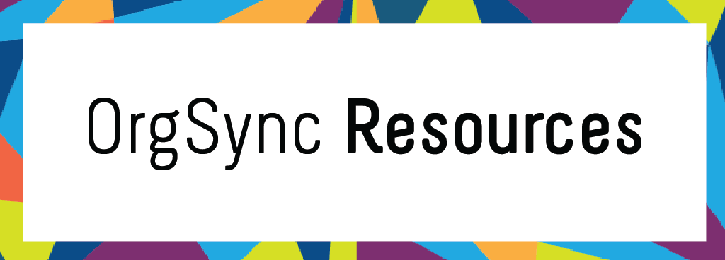 OrgSync Resources