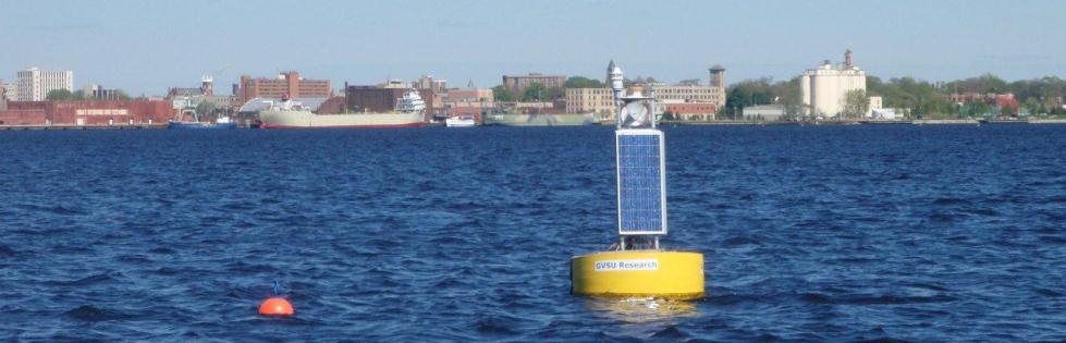 Muskegon Lake Buoy